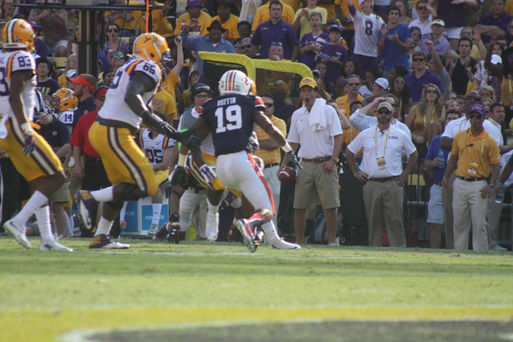 Here comes Auburn no.19....