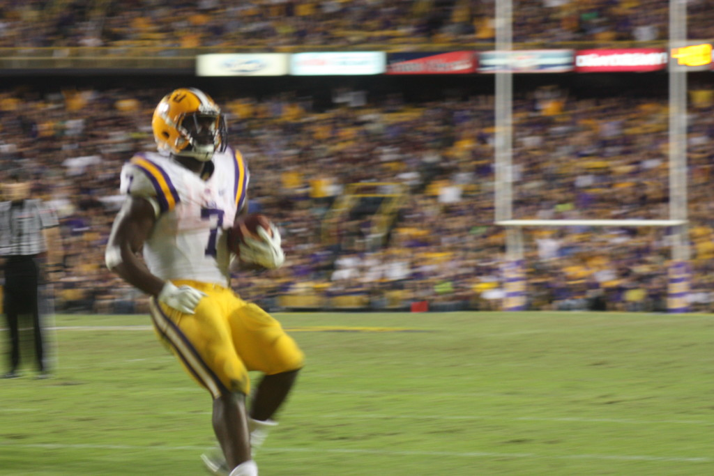 Of course next play, Touchdown for Fournette.